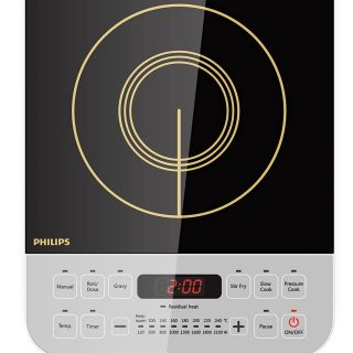 Philips Viva Collection Watt Induction Cooktop