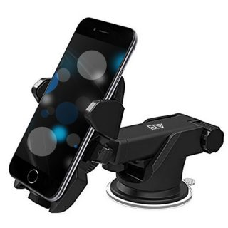 ELV Car Mount Adjustable Car Phone Holder Universal