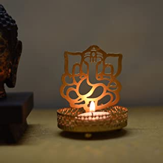 Ganesh Ji Metal Tea Light