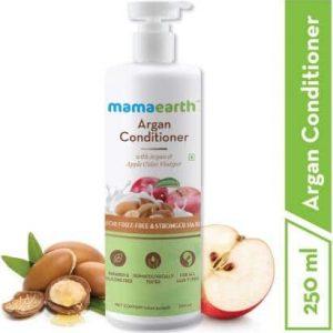 Mamaearth Argan & Apple Cider Vinegar Conditioner For Dry & Frizzy Hair 250 ml