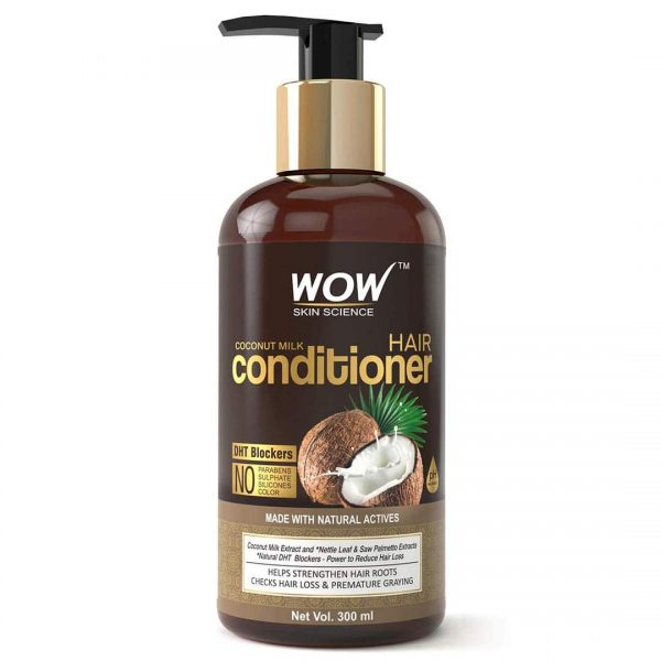 Coconut Milk Conditioner