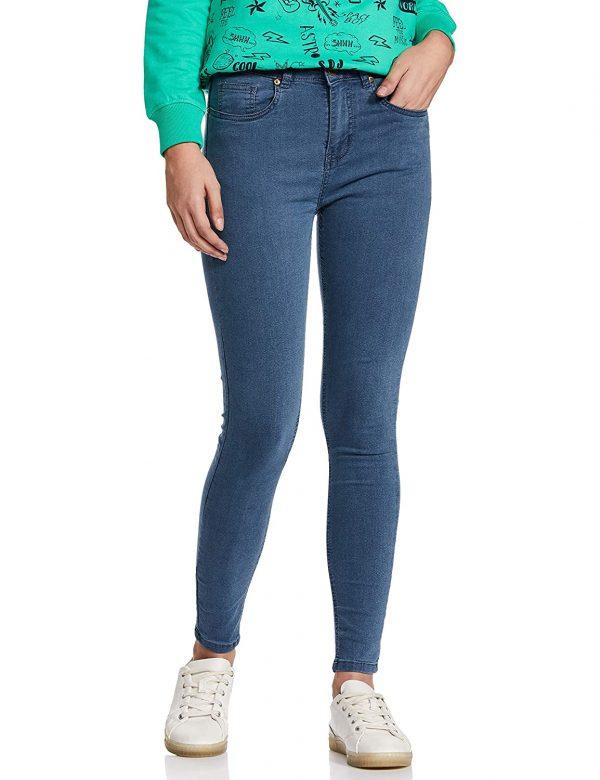 Symbol Women's Skinny Fit Jeans
