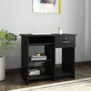 Crystal Furnitech Alanta Engineered Wood Computer Desk