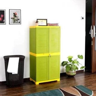 Cello Novelty Big Plastic Cupboard