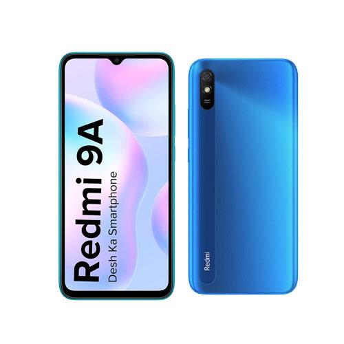 Redmi 9A (Sea Blue, 2GB Ram, 32GB Storage)