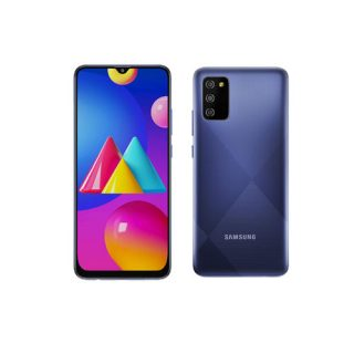 Samsung Galaxy M02s (Blue,4GB RAM, 64GB Storage) | 5000 mAh