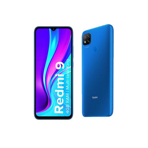 Redmi 9 (Sky Blue, 4GB RAM, 64GB Storage)