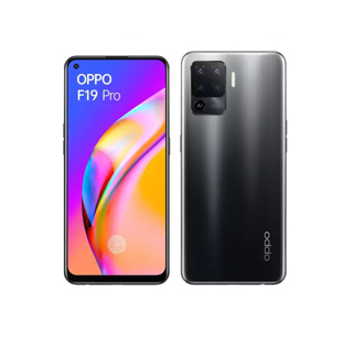OPPO F19 Pro (Fluid Black, 128 GB) with 8 GB Smart Phone