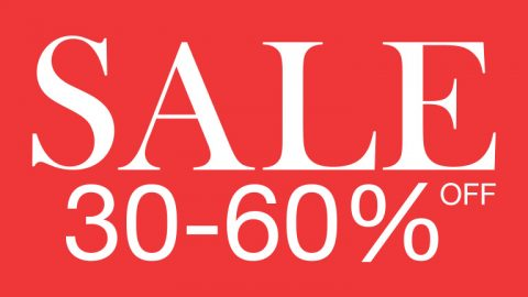 Save up to 30-60% Off