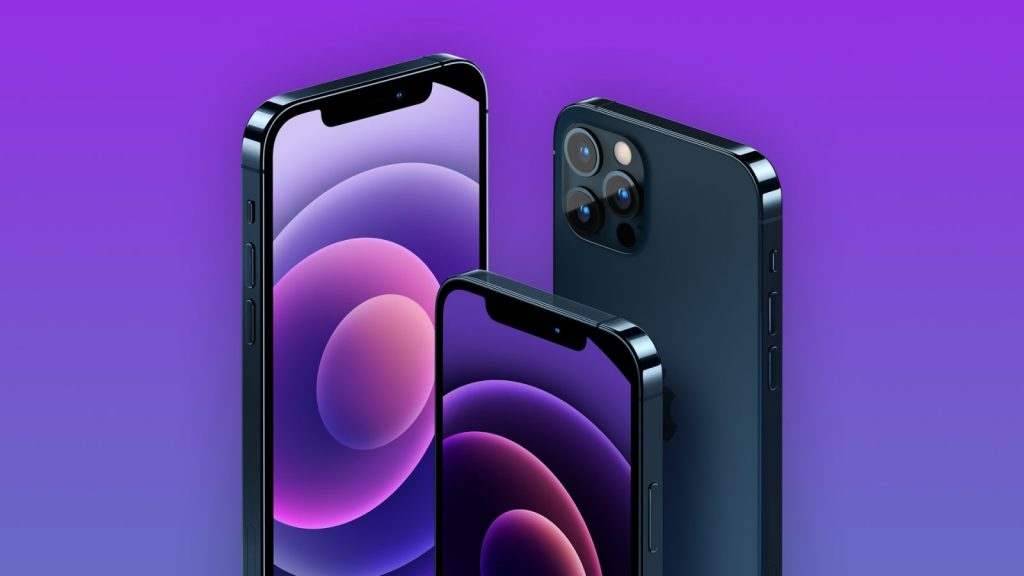 iPhone 12 Series Gets New Purple Colour,